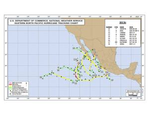 2013 Pacific Hurricanes